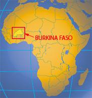 Ou est le Burkina?